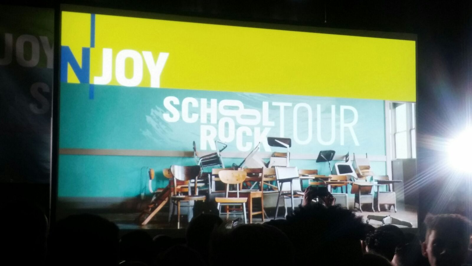 N-JOY School-Rock-Tour