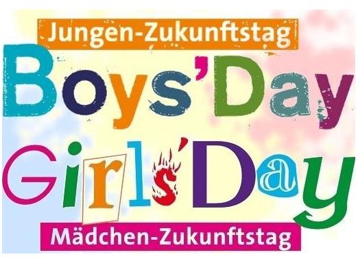 Am 22.04.2021 findet der Zukunftstag 2021 – Girls' & Boys' Day statt